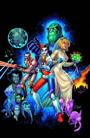 Harley Quinn & Power Girl #6