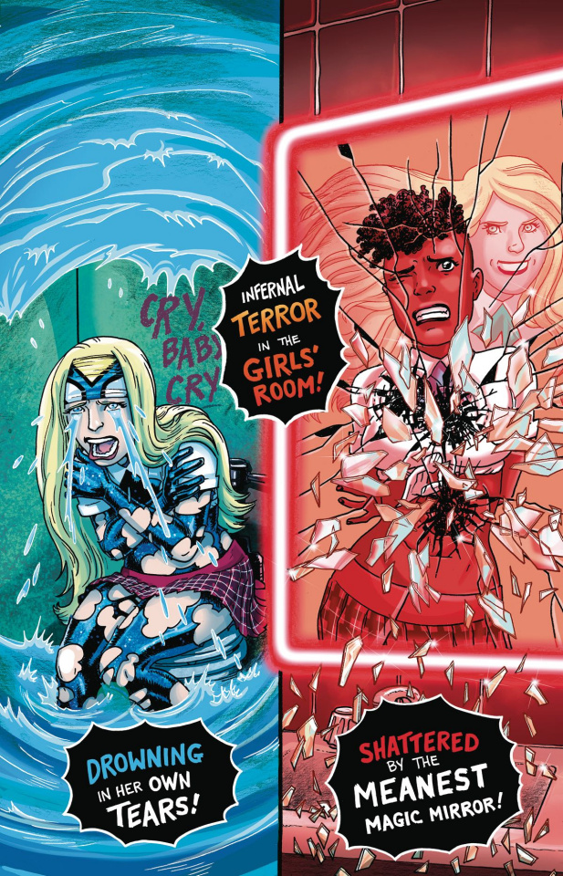 Empowered & Sistah Spooky's High School Hell #3
