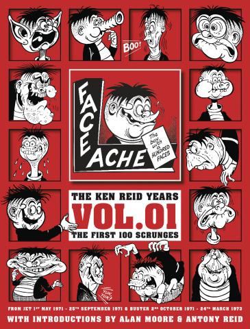 Faceache: First Hundred Scrunges