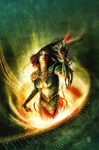 Witchblade #144 (Rossbach Cover)