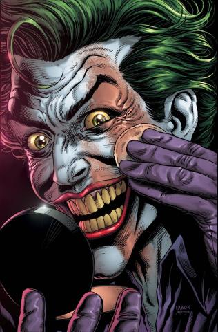 Batman: Three Jokers #2 (Premium Makeup Cover)