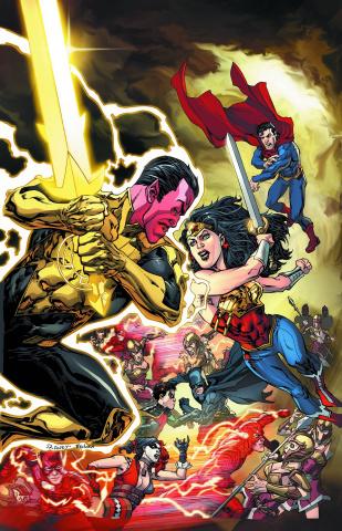 Injustice: Gods Among Us, Year Four #5