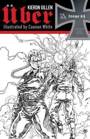 Über #4 (Blitzkrieg Cover)