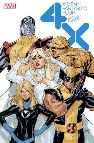 X-Men + Fantastic Four #2