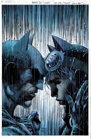 Batman #50 (Lee Cover)