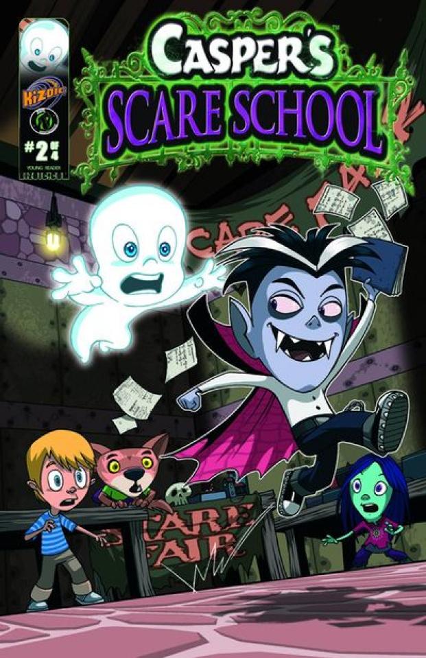 Casper's Scare School #2
