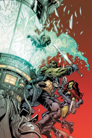 Frankenstein: Agent of S.H.A.D.E. #8