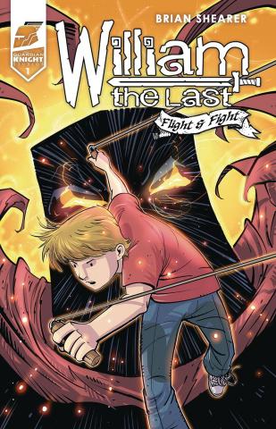 William the Last: Fight & Flight #1