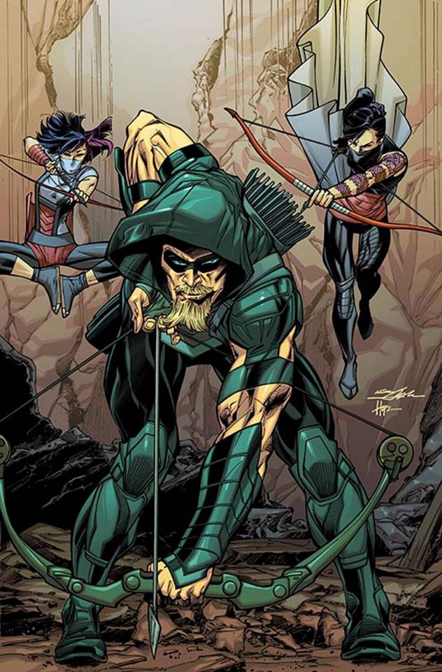 Green Arrow #3 (Variant Cover)