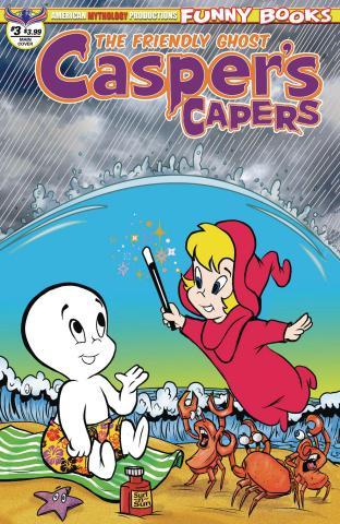 Casper's Capers #3 (Scherer Cover)