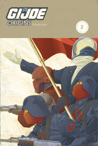 G.I. Joe: Origins Omnibus Vol. 2