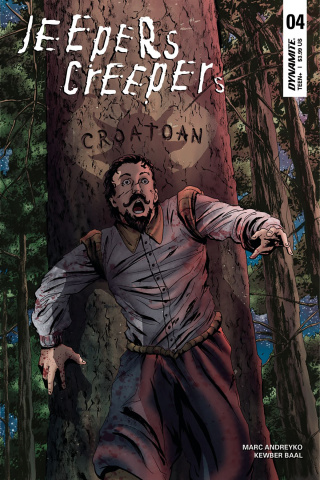 Jeepers Creepers #4 (Baal Cover)