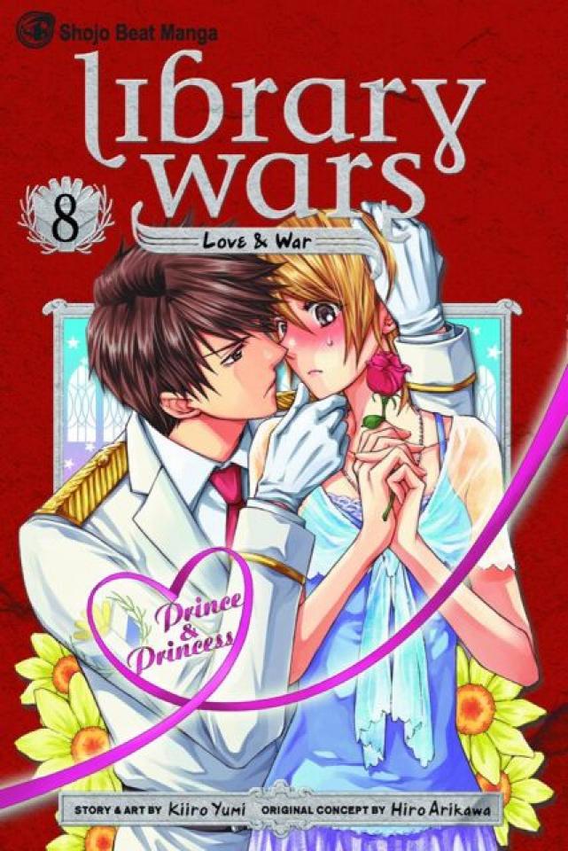 Library Wars Vol. 8: Love & War