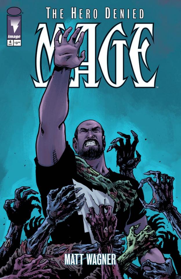 Mage: The Hero Denied #4