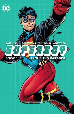 Superboy Book 1