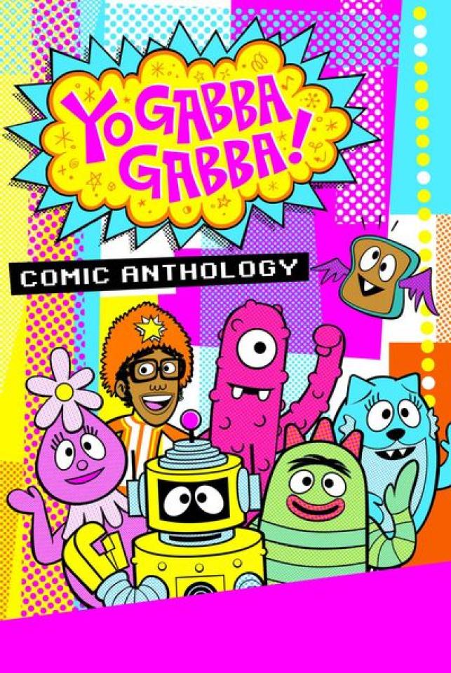 Yo Gabba Gabba!: Comic Anthology
