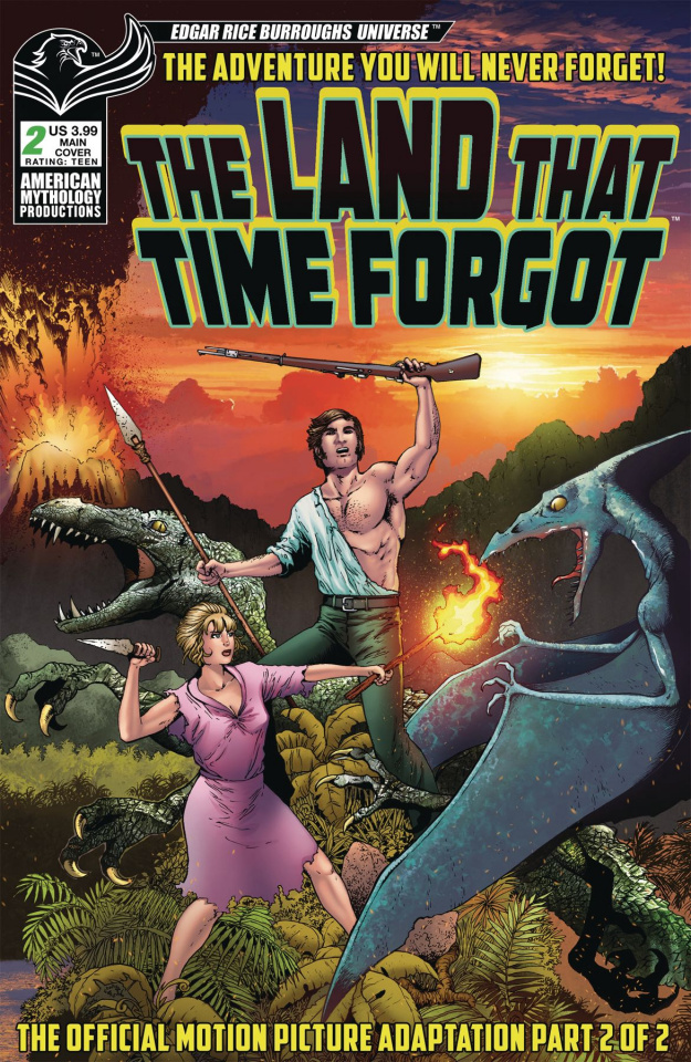 The Land That Time Forgot: 1975 #2