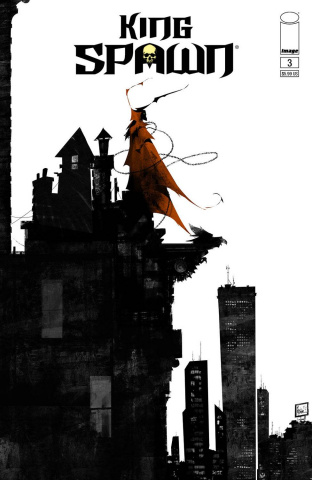 King Spawn #3 (Glapion Cover)