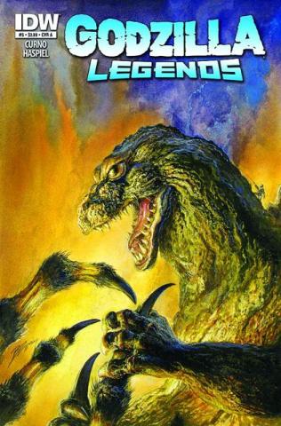 Godzilla Legends #5