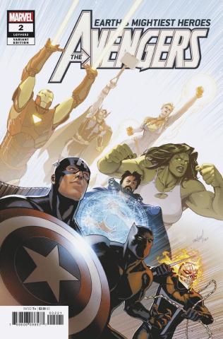 Avengers #2 (Marquez Cover)