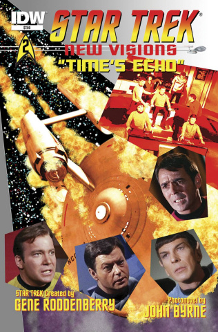 Star Trek: New Visions - Time's Echo