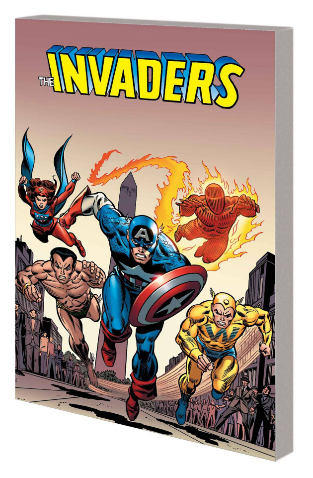 The Invaders Classic Vol. 2