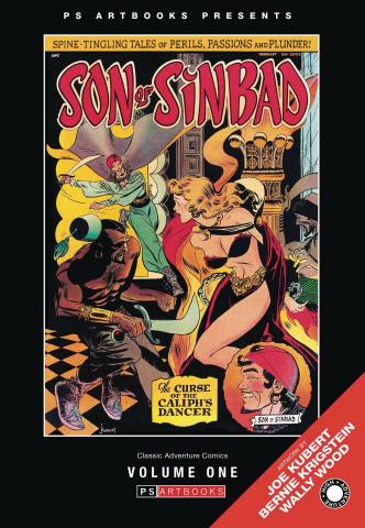 Classic Adventure Comics Vol. 1