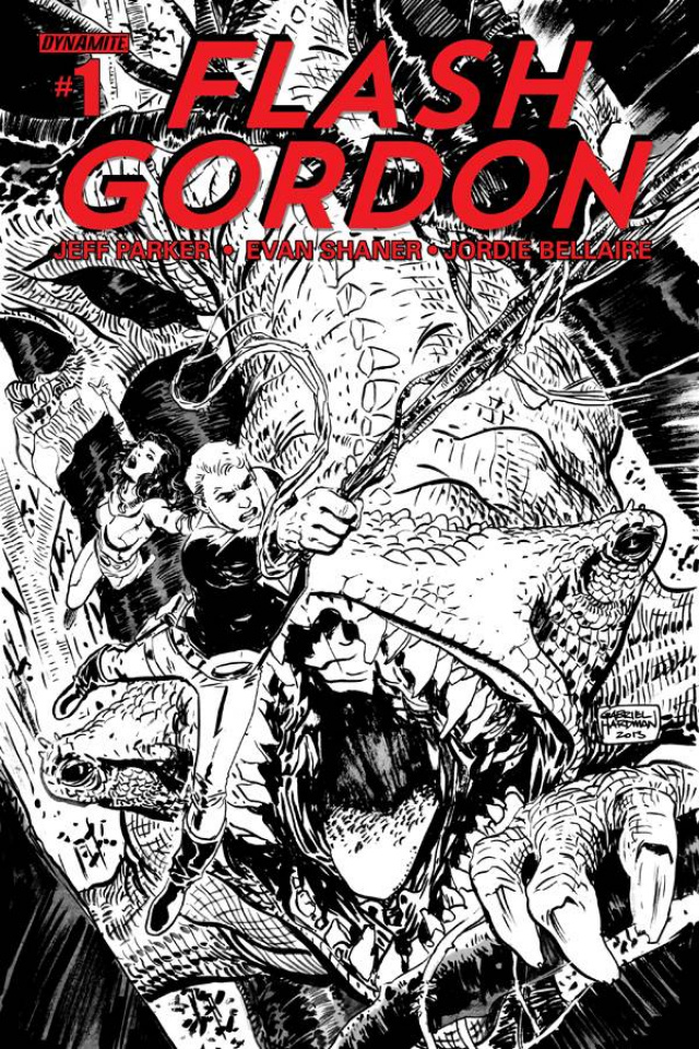 Flash Gordon #1 (2nd Printing)