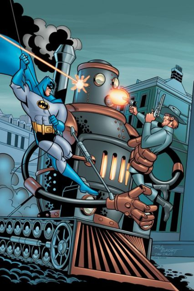 The All-New Batman: The Brave and the Bold #11