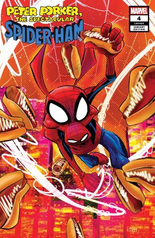 Spider-Ham #4 (Rodriguez Cover)
