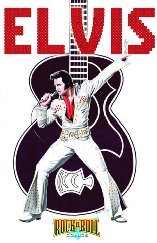 Rock N Roll Comics Vol. 5: Elvis