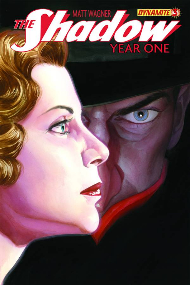 The Shadow: Year One #3 (Ross Cover)