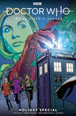Doctor Who: The Thirteenth Doctor Holiday Special #1 (Local Comic Shop Day 2019)