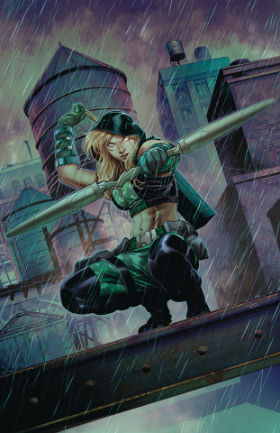 Robyn Hood: Vigilante #1 (Coccolo Cover)