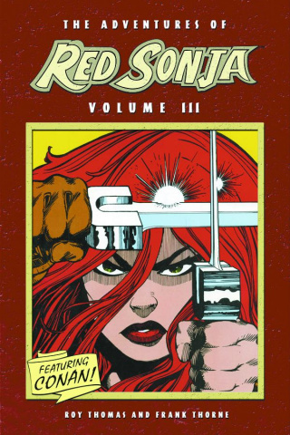 The Adventures of Red Sonja Vol. 3