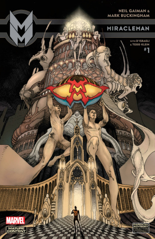 Miracleman by Gaiman and Buckingham #1 (Bianchi Cover)