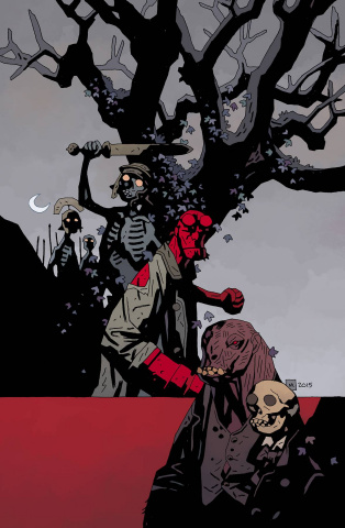 Hellboy & B.P.R.D. 1953: The Witch Tree, Rawhead & Bloody Bones