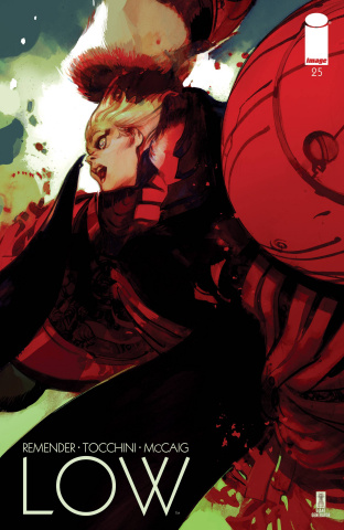 Low #25 (Tocchini & McCaig Cover)