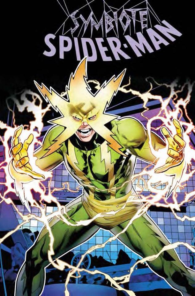 Symbiote Spider-Man #3 (Land 2nd Printing)