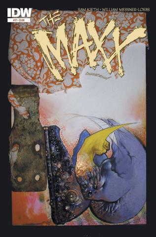 The Maxx: Maxximized #17