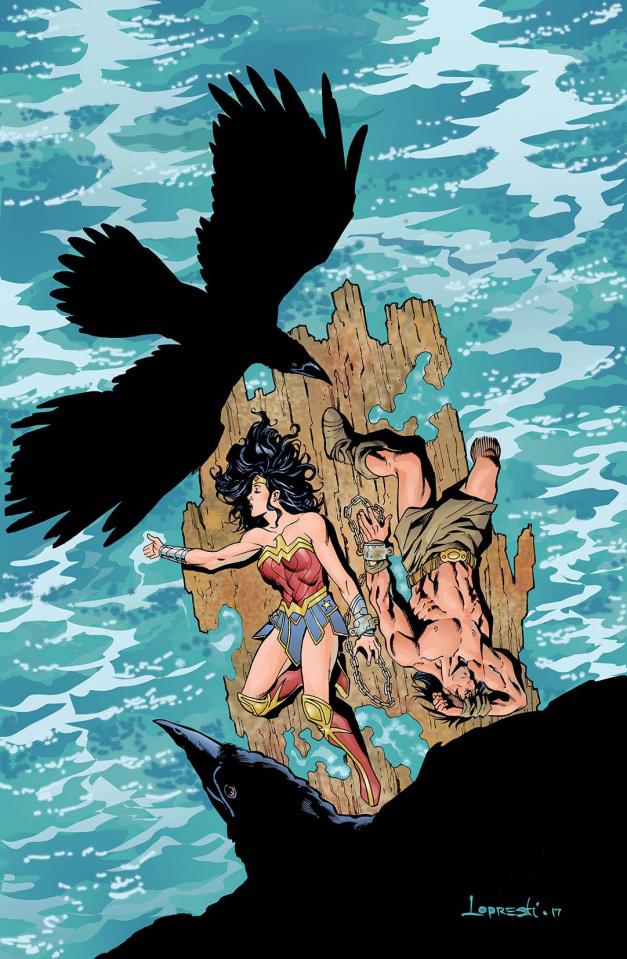 Wonder Woman / Conan #3 (Variant Cover)