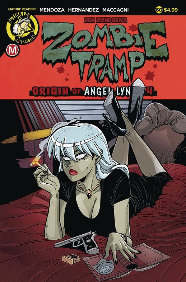 Zombie Tramp #60 (Maccagni Cover)