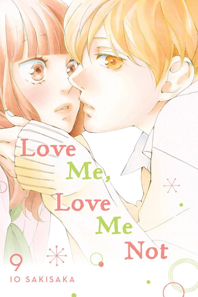 Love Me, Love Me Not Vol. 9