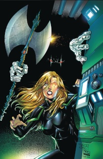 Robyn Hood: The Hunt #2 (Diaz Cover)