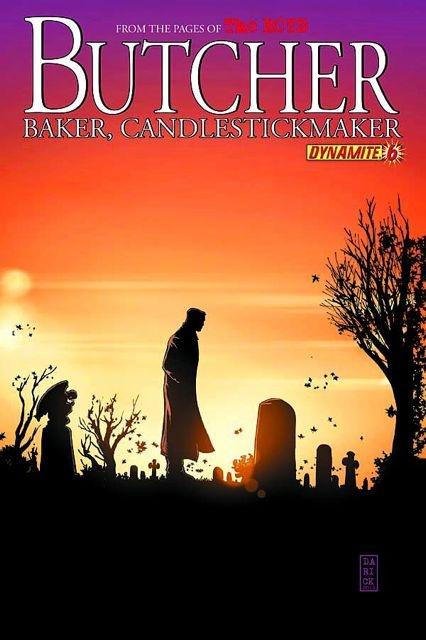 The Boys: Butcher Baker, Candlestickmaker #6