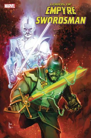 Lords of Empyre: Swordsman #1