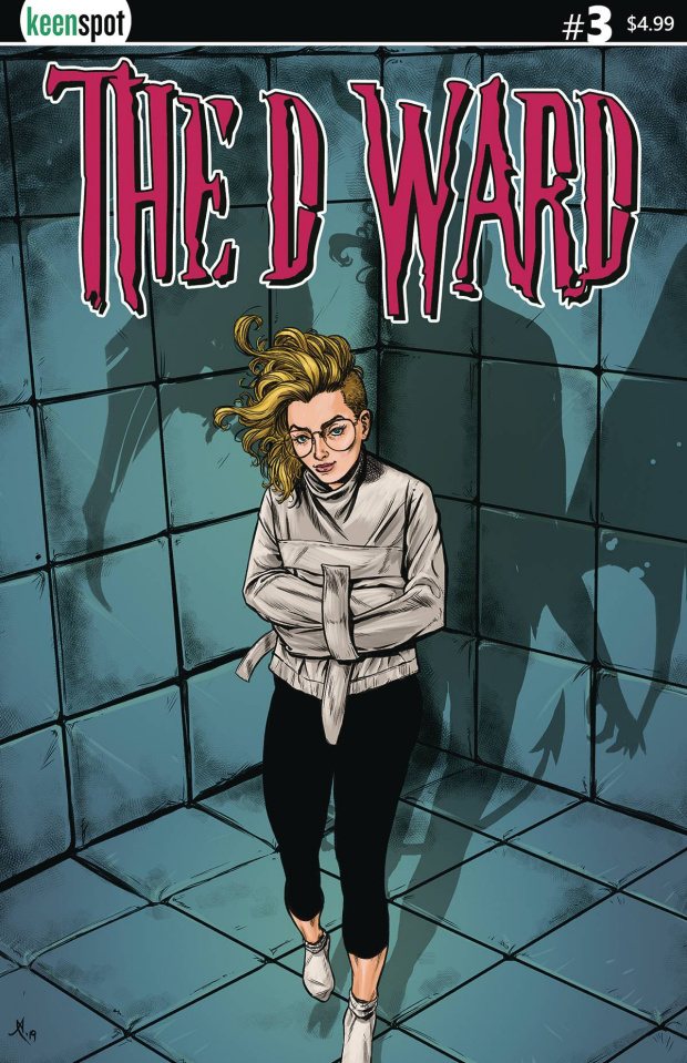 The D Ward #3 (Alex Smith Cover)