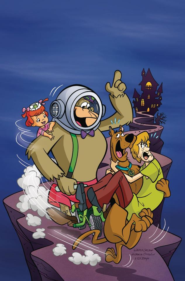 Scooby Doo Team-Up #47