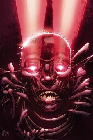 The Cimmerian: Iron Shadows in the Moon #3 (20 Copy Fritz Casas Virgin Cover)