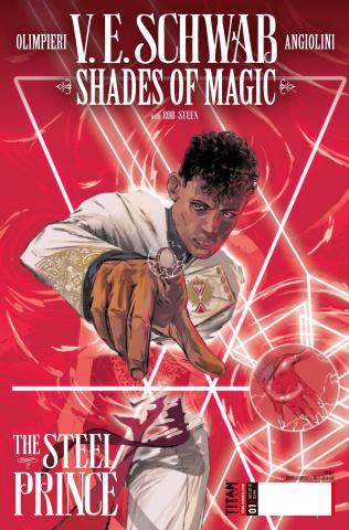 Shades of Magic #1 (Olimpieri Cover)